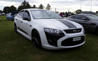 Ford FPV GT Rent Southland