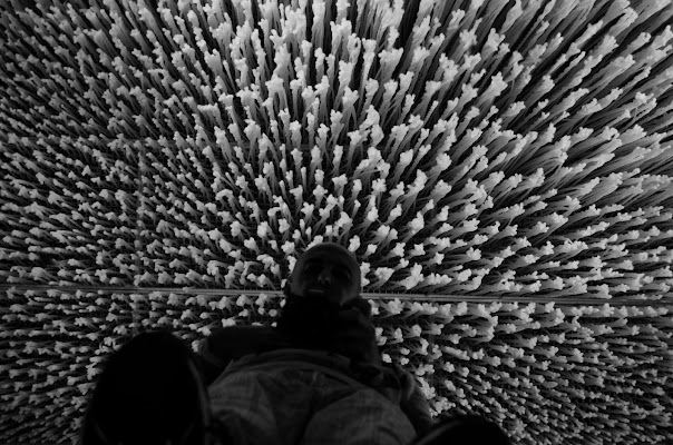 Autoritratto nel vuoto...la grande paura di Alessandro Marani