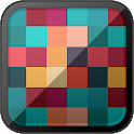 HD Wallpapers: Geometric - Multi-colored Squares icon