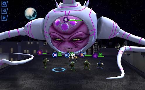 As Tartarugas Ninja: Lendas APK para Android imagem 1