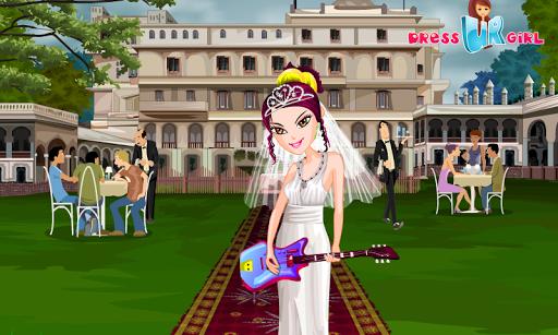 Bride Guitarist
