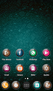 Irex - Icon Pack Screenshot
