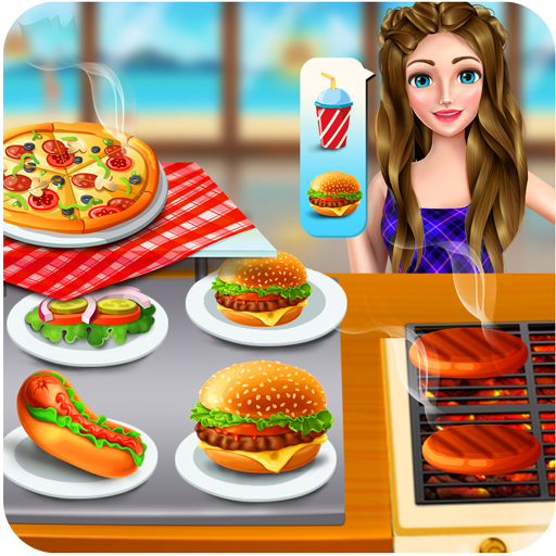 Cooking Island - Fun Cooking Game