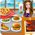 Cooking Island - A Chef's Cooking Game for Girls APK