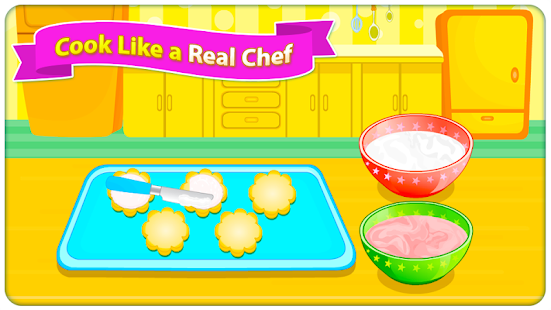 Tasty Cookies Cooking Games- screenshot thumbnail
