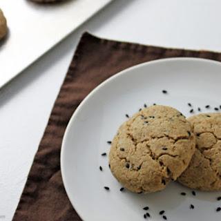 Tahini Maple Cookies [Vegan]