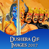 Happy Dussehra GIF Images 2017