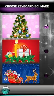 Christmas Keyboards - náhled