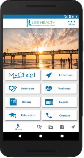 Lee Health Mobile screenshots 2