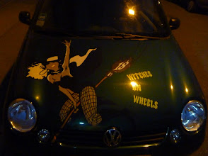 Photo: Witches on Wheels