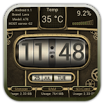 Device Info Live WallPaper JassDroid 1.0 (AdFree)