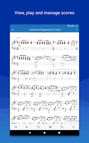 MuseScore: view and play sheet music APK | APKPure ai