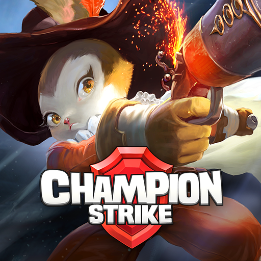 Champion Strike: Hero Clash Battle Arena