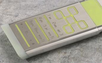 Remade Keypad