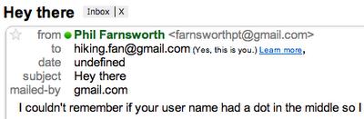 usernames