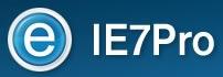 logo IE7 Pro