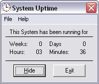 System Uptime2