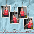 Shannon's Layouts Singdancelive