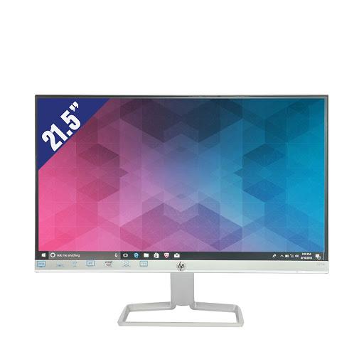 Màn hình LCD HP 21.5'' 22fw 3KS61AA (Trắng)