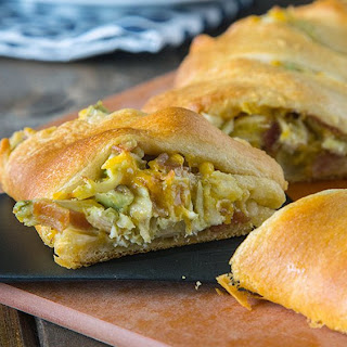 Chicken Salad Crescent Ring