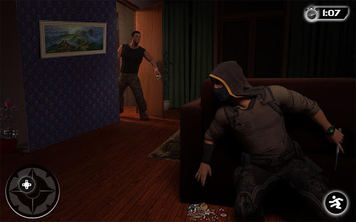 Jewel Thief Grand Crime City Bank Robbery Games apkpoly screenshots 11