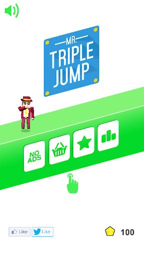 Mr Triple Jump