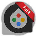 PixelDew Dark Icon Pack Free icon