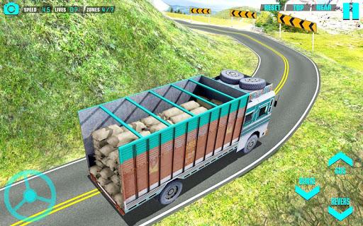 Indian Mountain Heavy Cargo Truck 1.0.1 screenshots 7