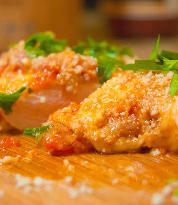 Chicken Parmesan With A Twist Recipe