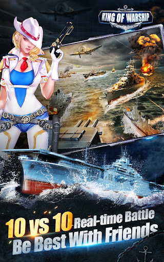King of Warship: National Hero  gameplay | by HackJr.Pw 15