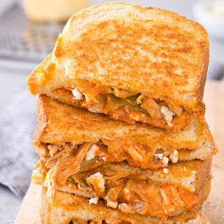 Grilled Buffalo Chicken Breast Recipes