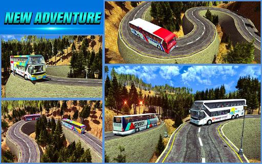Impossible Bus Simulator Tracks Driving 1.7 screenshots 4