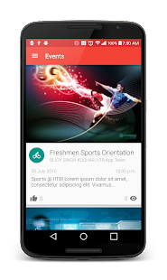 IITBApp- screenshot thumbnail