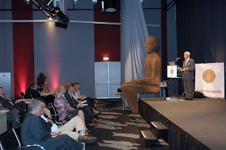 Photo: Uitreiking van de Galenus Geneesmiddelenprijs en Galenus Researchprijs 2010  © Bart Versteeg