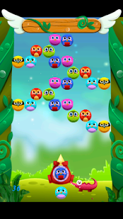 Bubble Shooter Birds 23