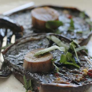 Broiled Portobello Mushrooms