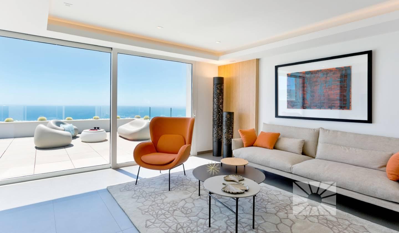 Appartement contemporain avec terrasse et piscine El Poble Nou de Benitatxell