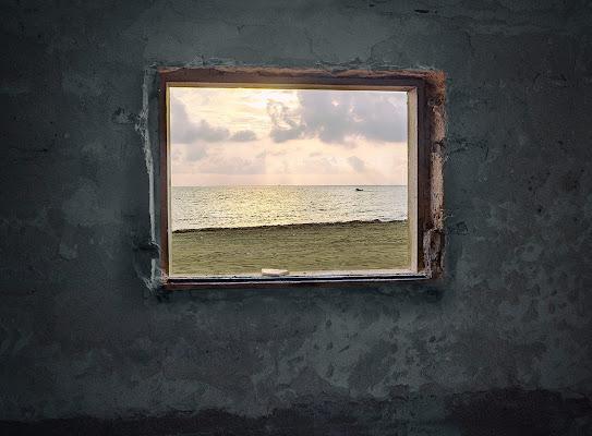 Camera con vista di Kimera