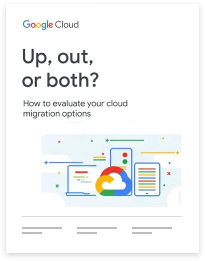 Nach oben, nach unten oder beides? Bewertung Ihrer Cloud-Migrationsoptionen