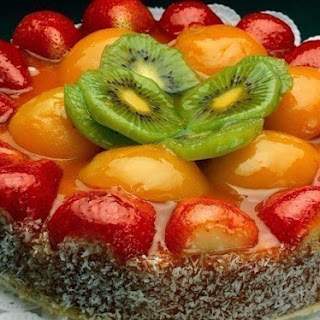 Cake «Fruit Paradise» Recipe