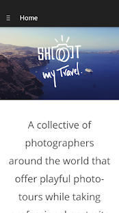 Shoot my travel- screenshot thumbnail