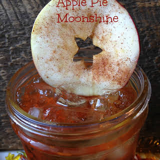 Apple Pie Moonshine.