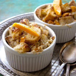 Mango Bread Pudding Recipes