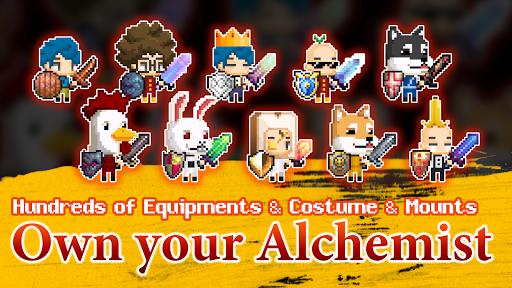 Dungeon & Alchemist - Idle Pixel RPG : Dragon Raid 1.4.16 screenshots 3