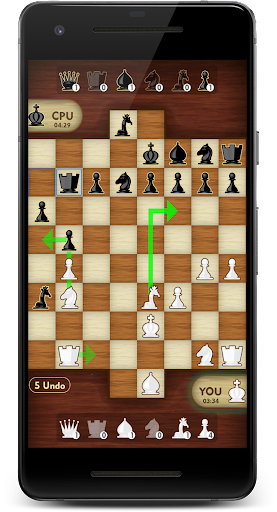 Giraffe Chess - No draw, Only win or lose 1.0 screenshots 2