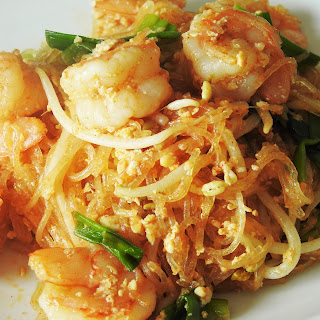 Pad Thai Glass Noodles