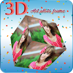 3D Special Effect Photo Frames Icon