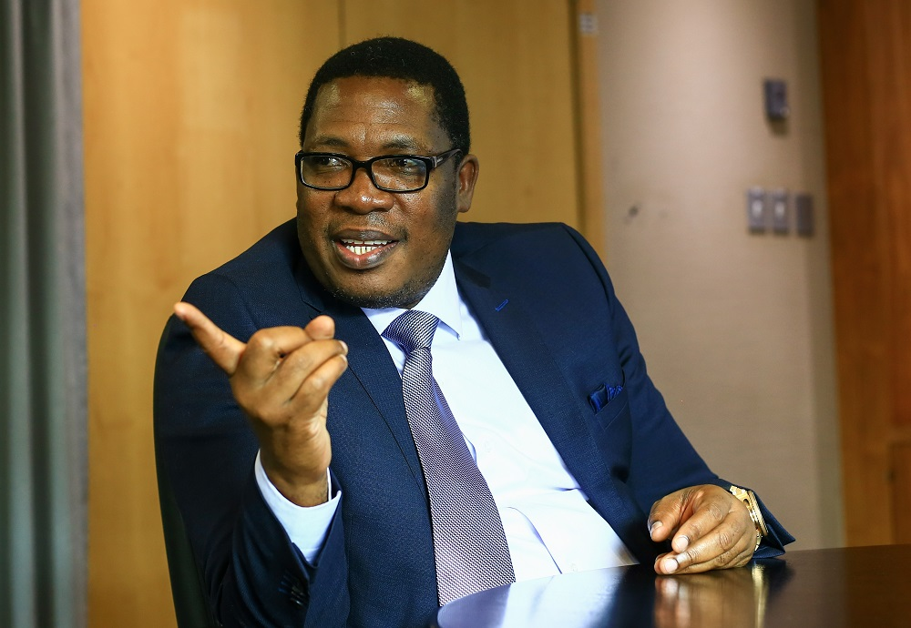 Panyaza Lesufi blasts 'condoms part of school stationery pack' as fake news - SowetanLIVE