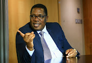 Panyaza Lesufi back as MEC for Education in Gauteng.