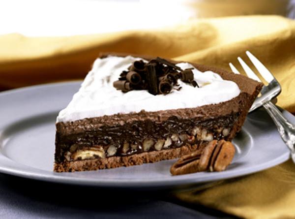 Triple Layer Mud Pie Recipe